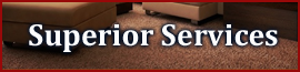 Superior Services  - (708) 749-9533 - Carpet Cleaning and Furniture Repair